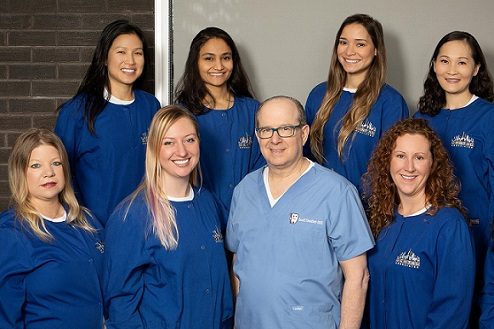 Lake View Dental Associates staff